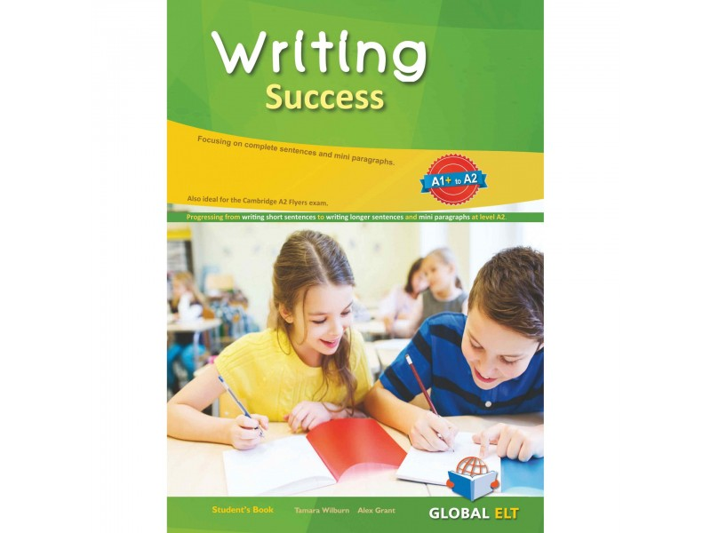 Writing Success: A1+ to A2 Overprinted Edition with answers