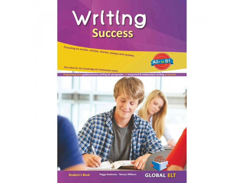 Writing Success: A2+ to B1 Student's Book