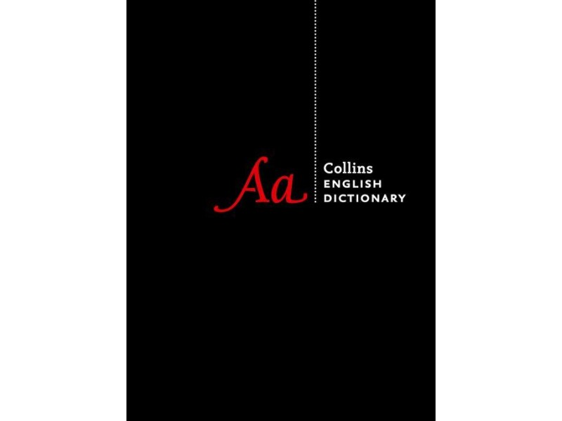 Collins English Dictionary Complete and Unabridged edition:12th edition