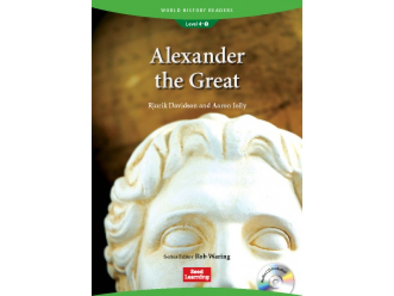 Alexander the Great (+CD) Level 4