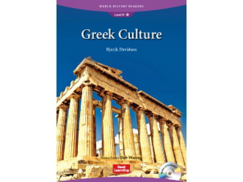 Greek Culture (+CD) Level 6