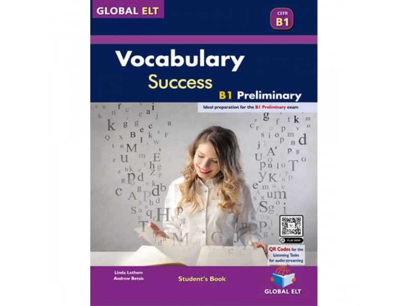 Vocabulary Success B1 Preliminary - Student's book