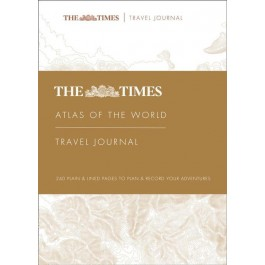 The Times Atlas of the World Travel Journal