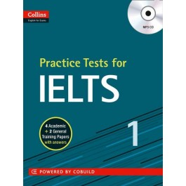 Practice Tests for IELTS 1 (incl. MP3 CD)