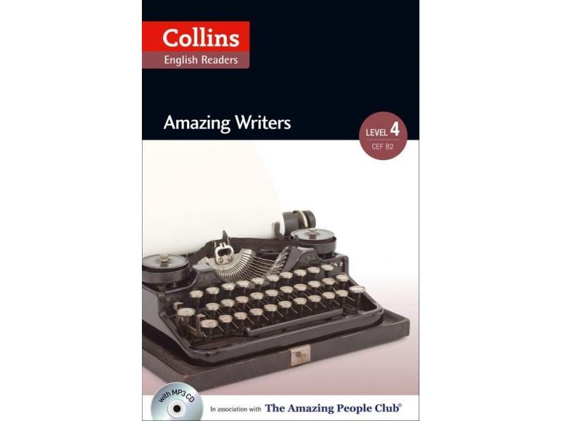 Amazing Writers (Level 4)
