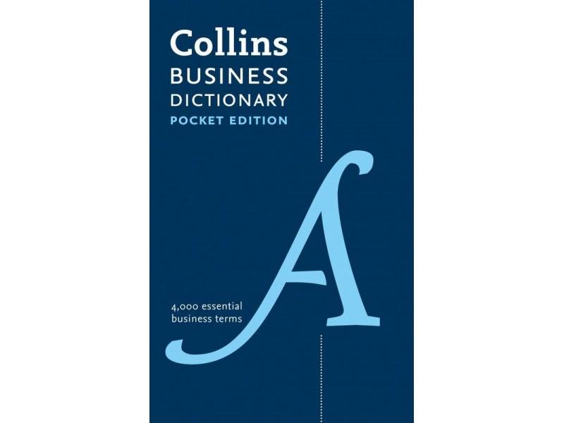 Pocket Business Dictionary