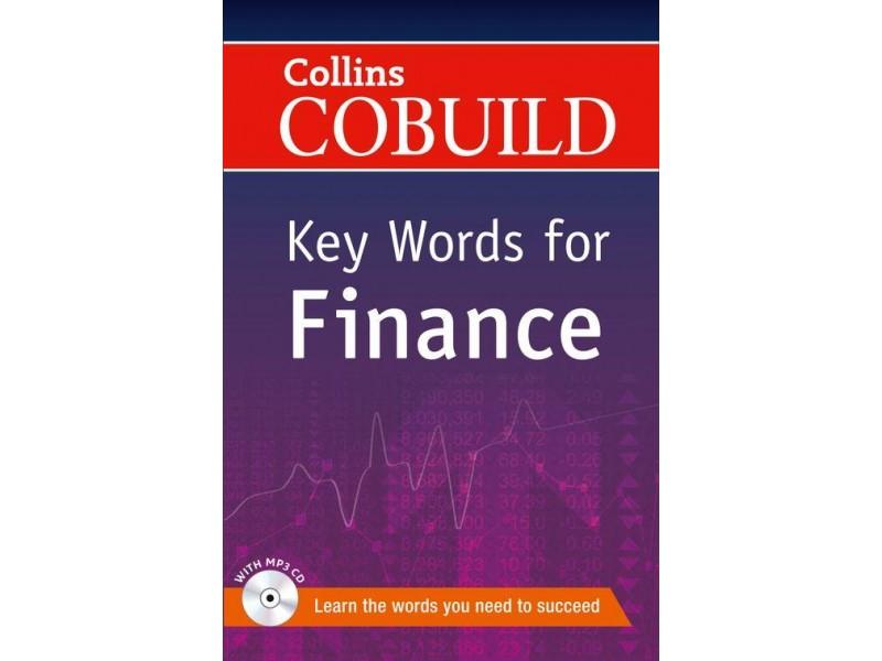 COBUILD Key Words for Finance