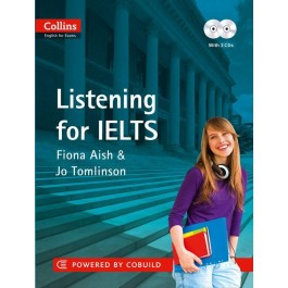 Listening for IELTS (incl. 2 audio CDs)
