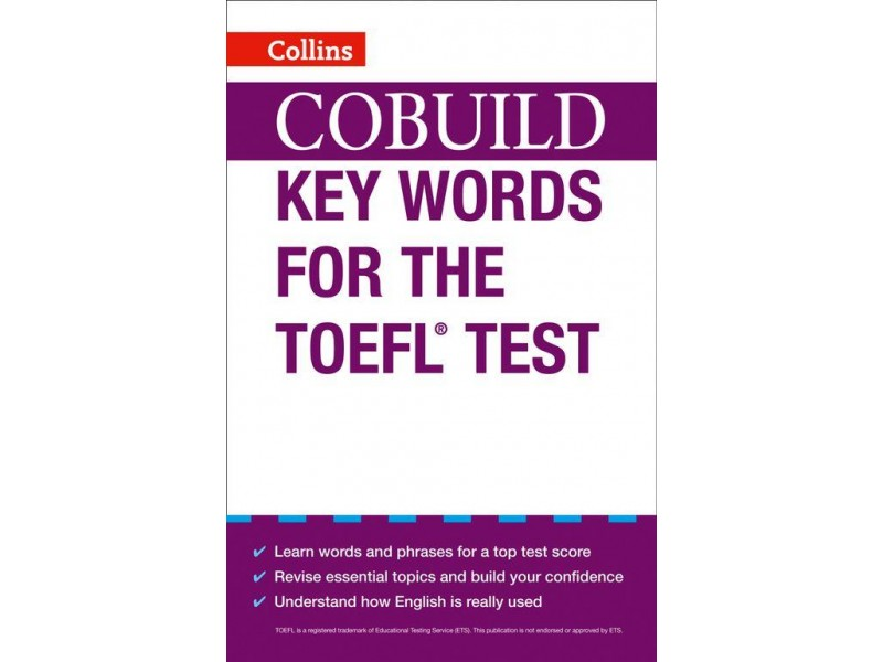 COBUILD Key Words for the TOEFL® Test:First edition