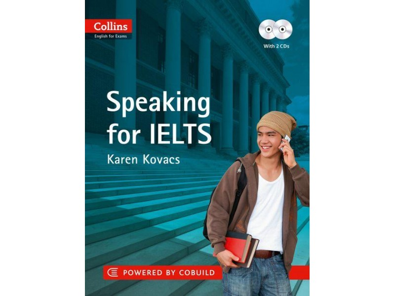 Speaking for IELTS (incl. 2 audio CDs)