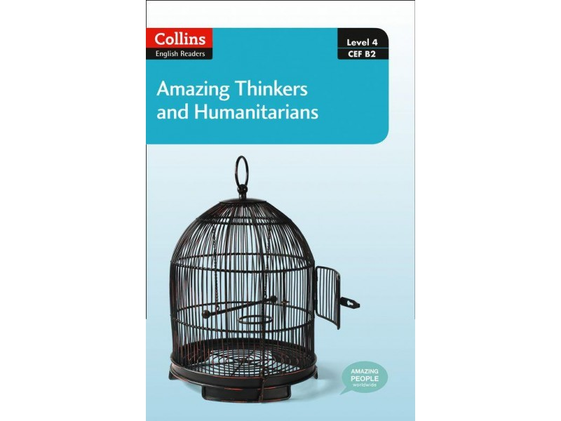 Amazing Thinkers & Humanitarians (Level 4)