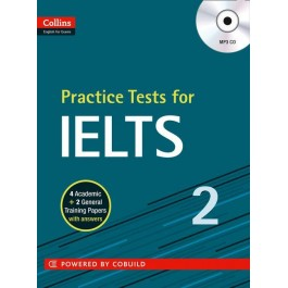 Practice Tests for IELTS 2 (incl. MP3 CD)